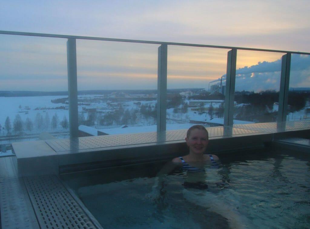 se och göra i Sverige på vintern: Kust i Piteå