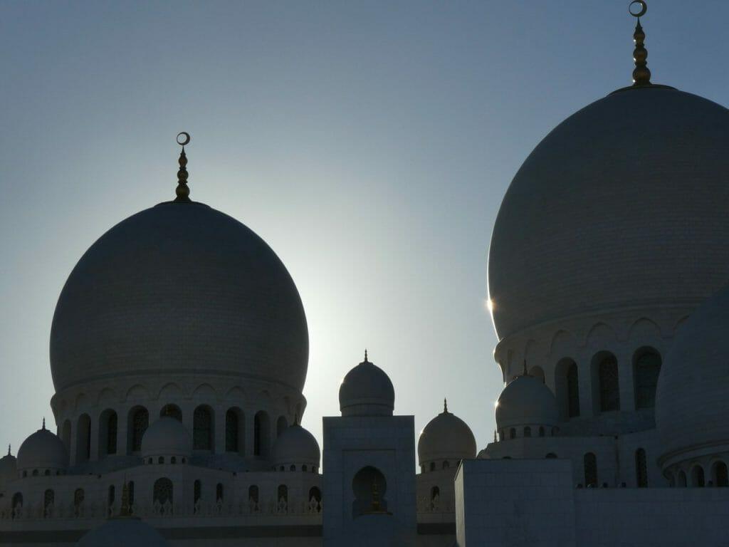 Sheikh Zayed Moské