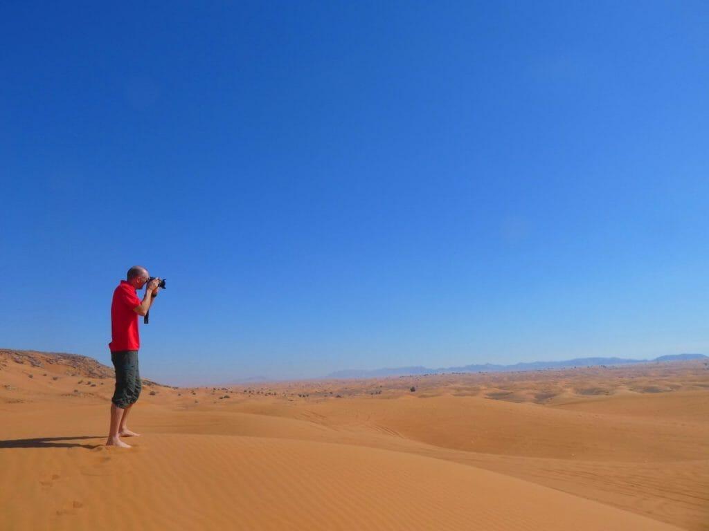 sportlovsresa till Dubai