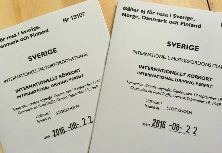 Hur skaffar man internationellt körkort - och behövs det verkligen?