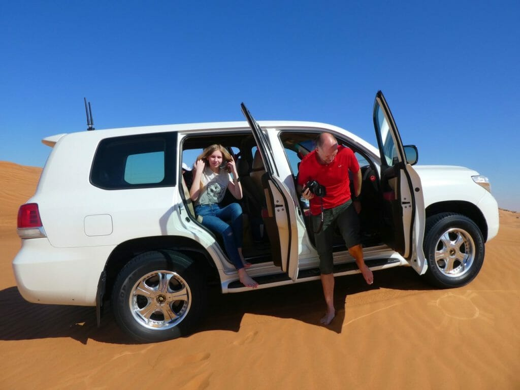 Att göra i Dubai - bästa tipsen