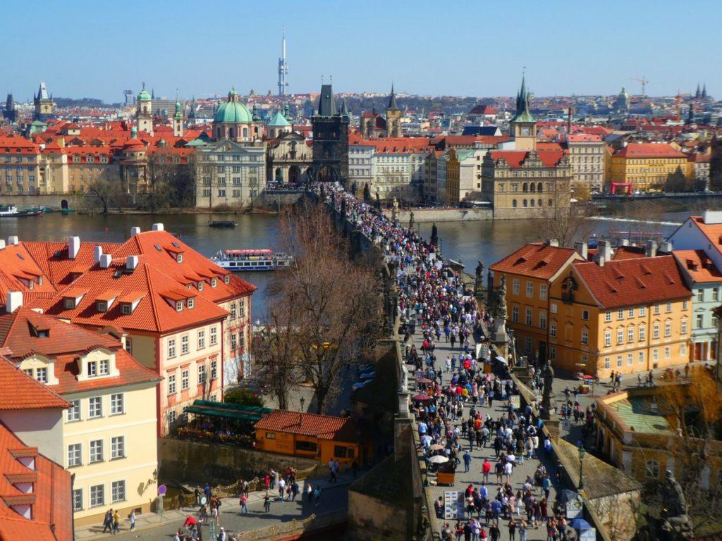 Var ska man resa över påsk? Prag