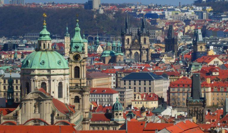 Var ska man bo i Prag? – hotell och områden