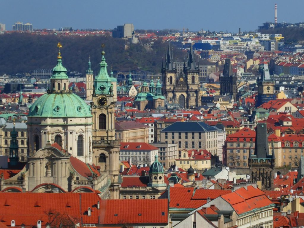 Prag - höjdpunkter i gamla Östeuropa