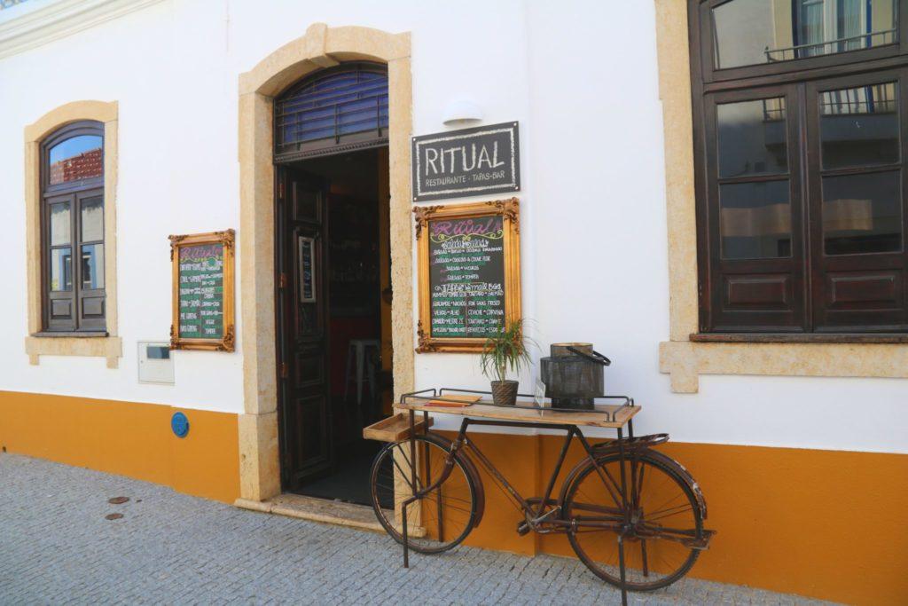 Var ska man bo längs Rota Vicentina?
