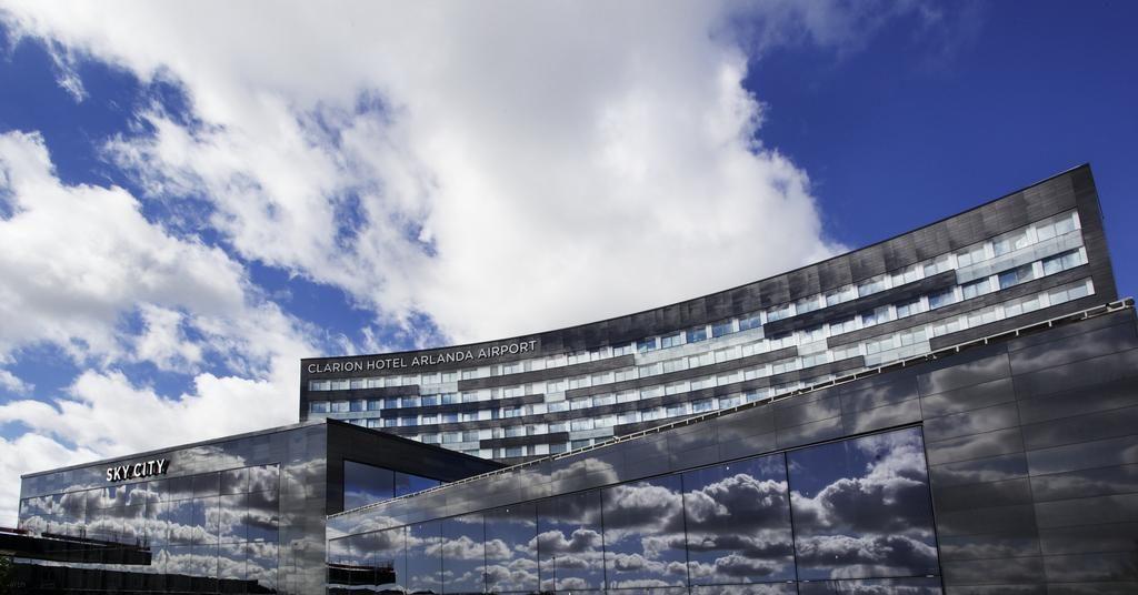 Var ska man bo på Arlanda?