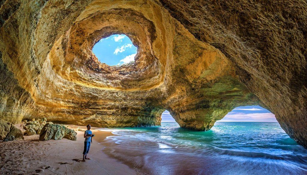 Guide till Algarves bästa stränder