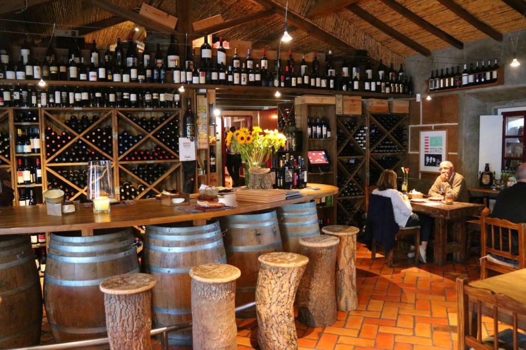 Mat i Portugal - och bästa restaurangerna i Algarve och längs Rota Vicentina