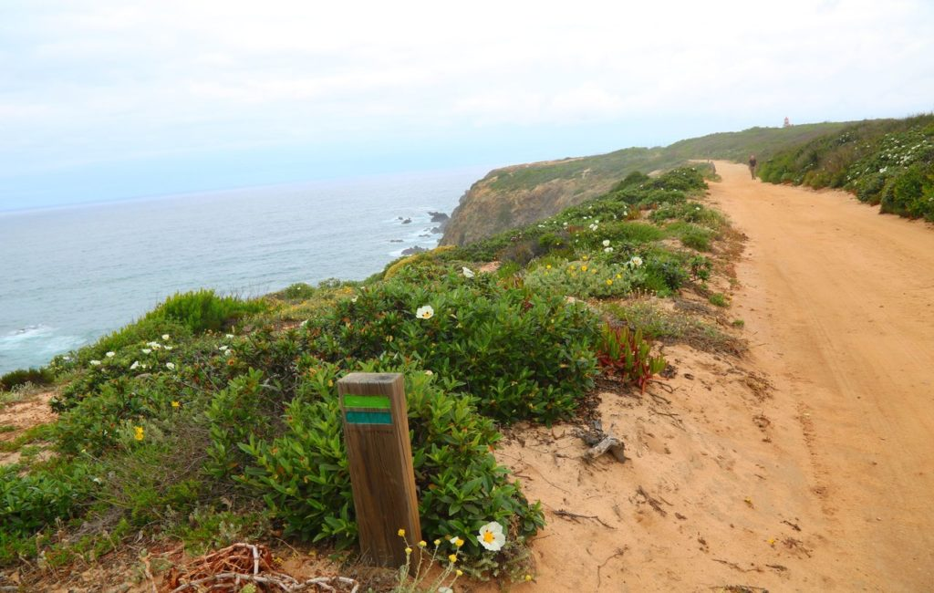 Att vandra Fishermans Trail / Rota Vicentina i Portugal