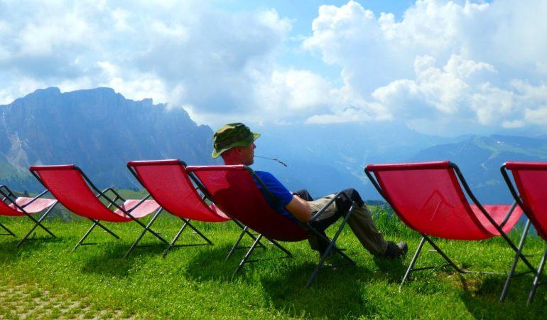 Utkastade ur sagobubblan – hemma igen från Dolomiterna