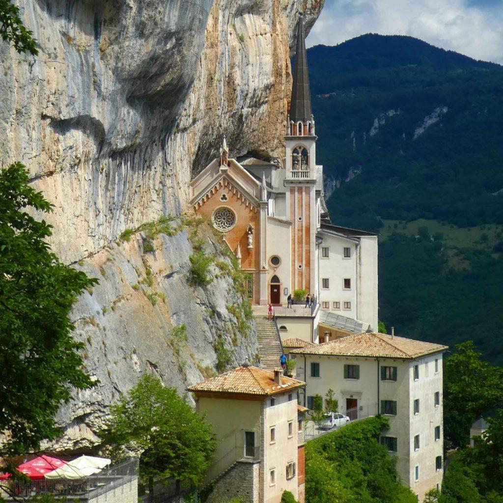 platser i Italien som gjorda för Instagram