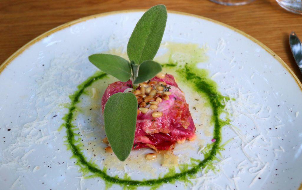 bra restauranger i Slovenien