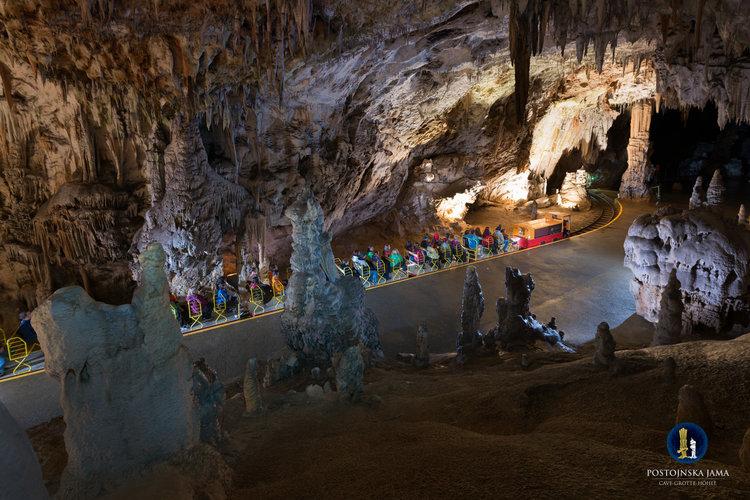 Grottor i Slovenien - Postojna Cave och Skocjan Cave, vilken är bäst?