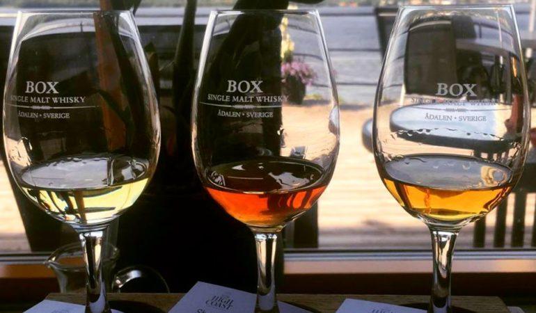 High Coast Destillery – om Box Destillery som gått vidare i livet och när vi ville bli whiskynördar
