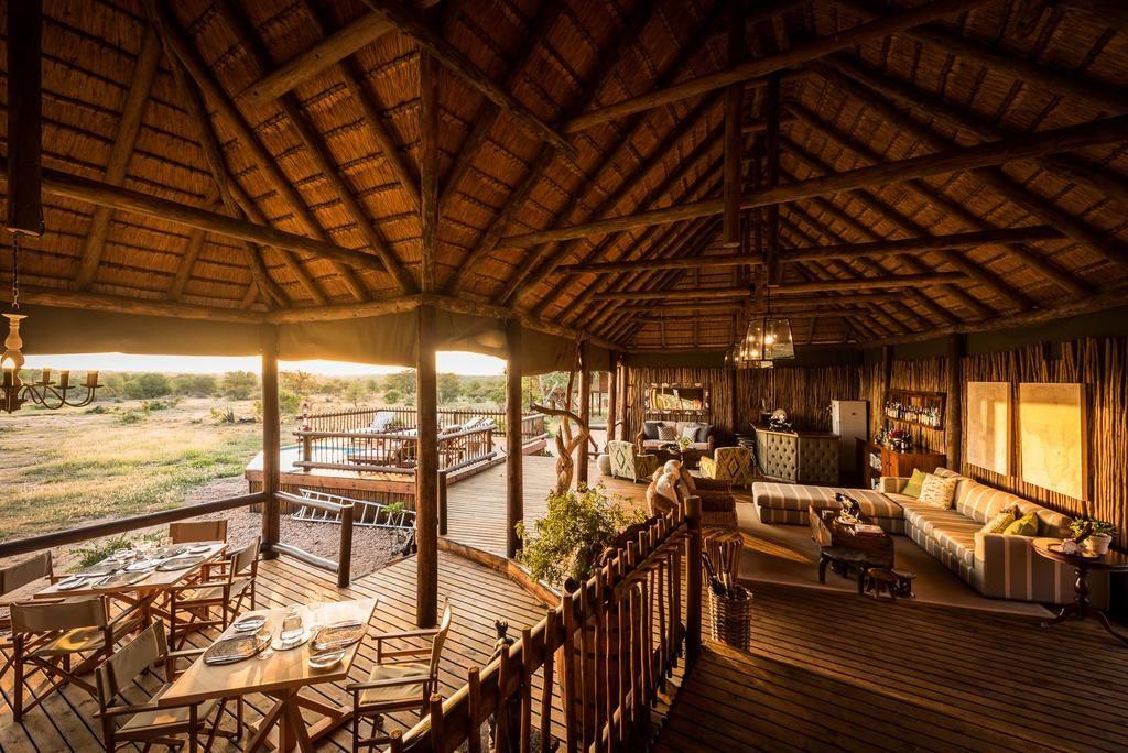 Bästa safarin i Afrika