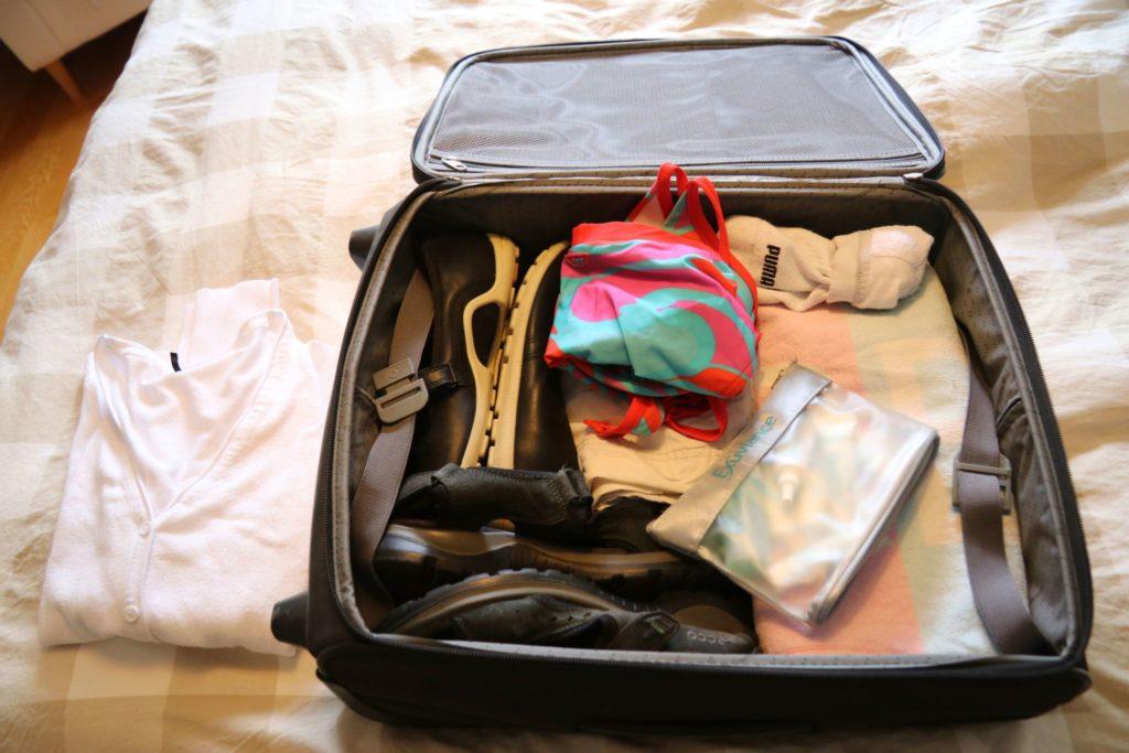 Att resa med bara handbagage - hur ska man packa?