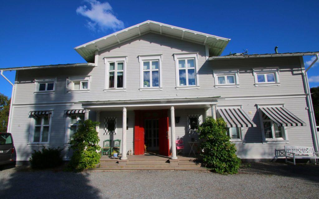 Länsmansgården i Lugnvik