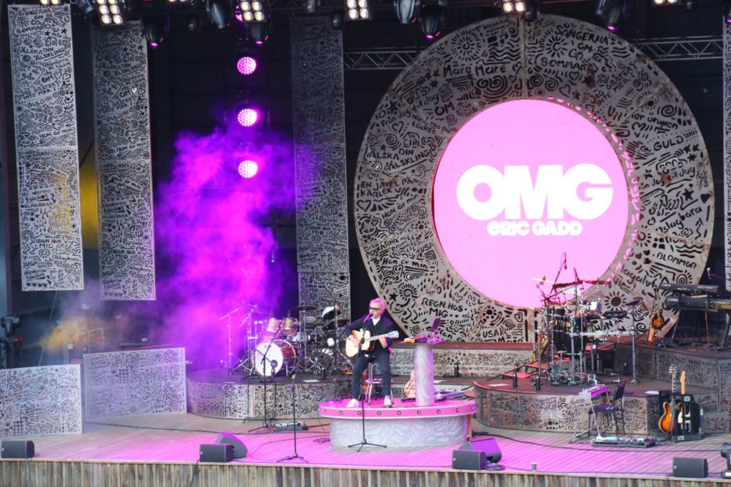 Skuleberget - en bestigning och en GES-konsert