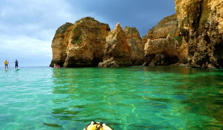Att göra i Algarve – bästa tipsen för en aktiv semester