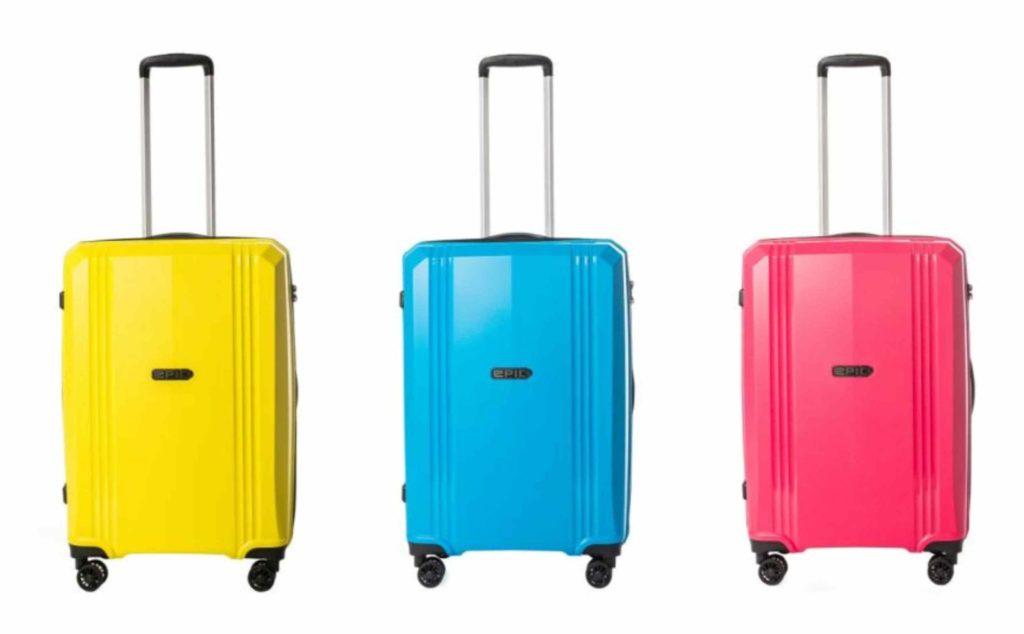 Att köpa ny resväska - hur ska man tänka