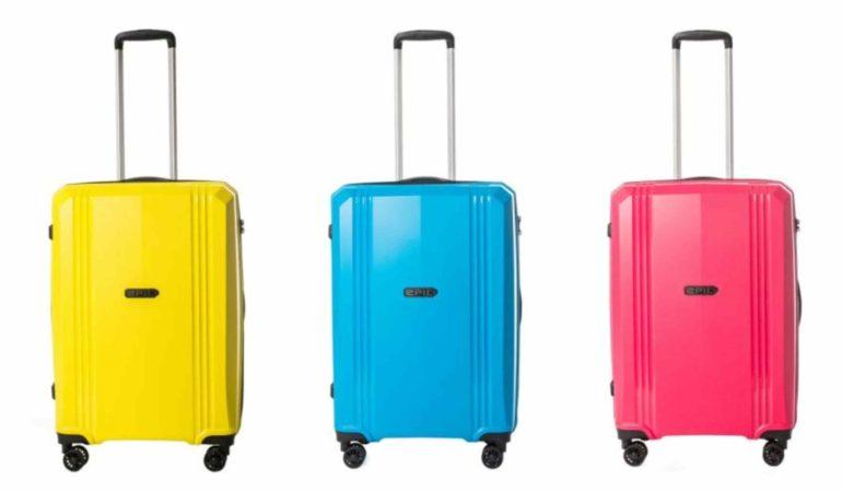 Att köpa ny resväska – hur ska man tänka och vilka väskor har vi?