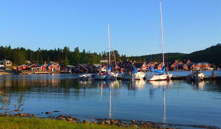 Norrfällsviken – en av våra favoritplatser längs Höga kusten