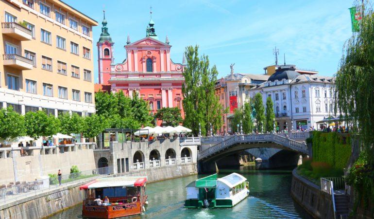 Vad vi hittade att göra i Ljubljana – Sloveniens sockersöta huvudstad