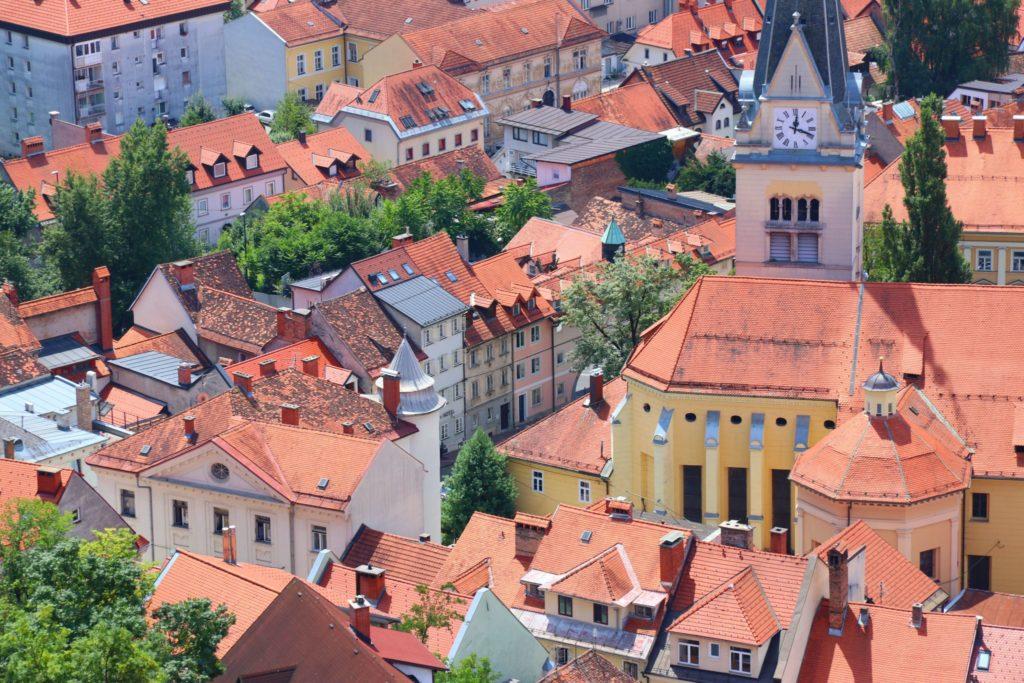 att göra i Ljubljana