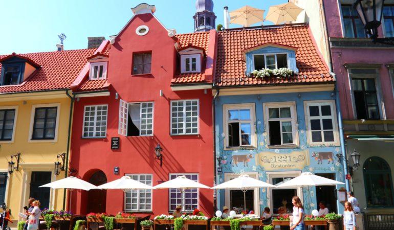Weekend i Riga – vår guide till vad man inte får missa
