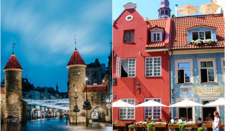 Tallinn eller Riga – vilken stad är bäst för en weekend?