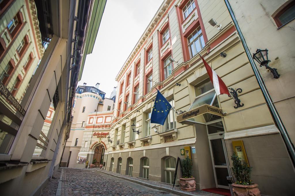 Var ska man bo i Riga? - Förslag på hotell och lägen