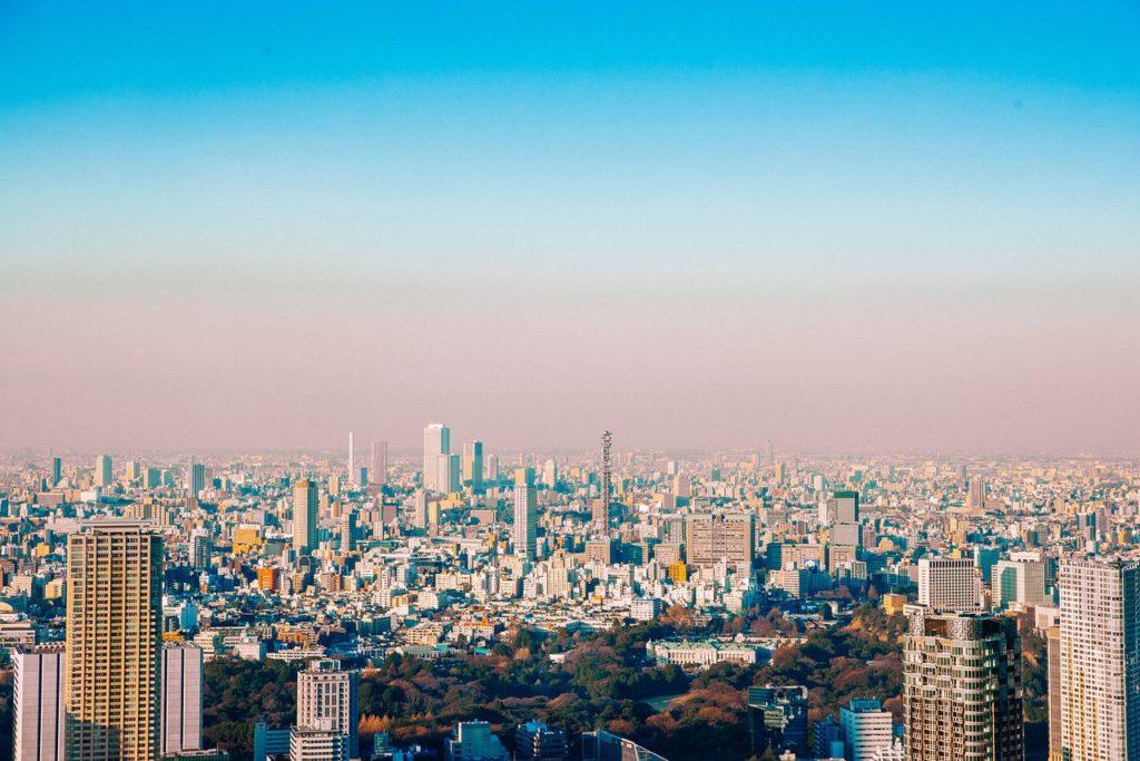 saker att se och göra i Tokyo
