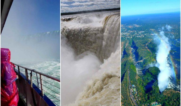 Världens största vattenfall – vilket är bäst?