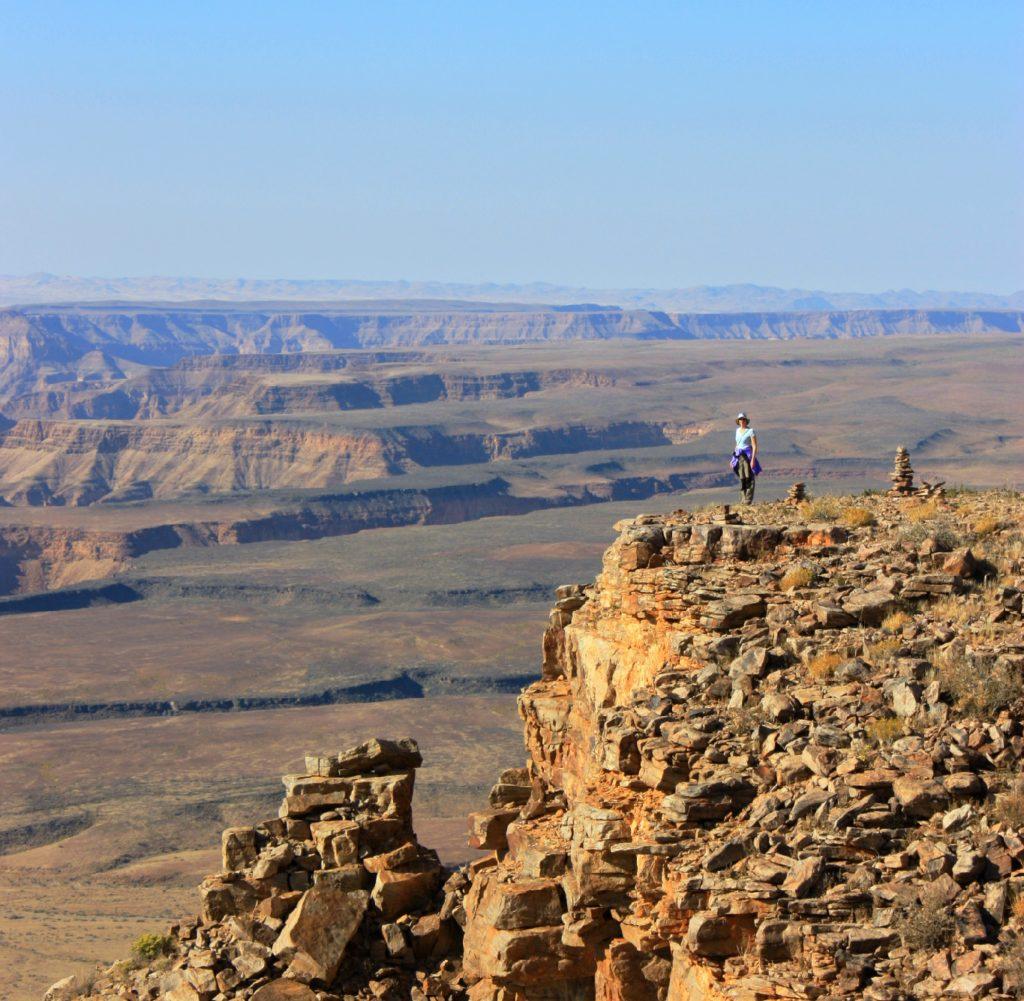 Att se och göra i Namibia