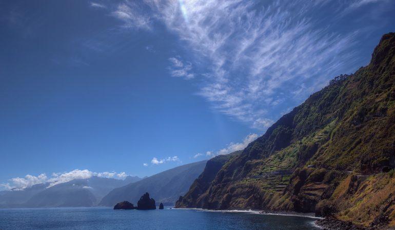 Nu åker vi till Madeira