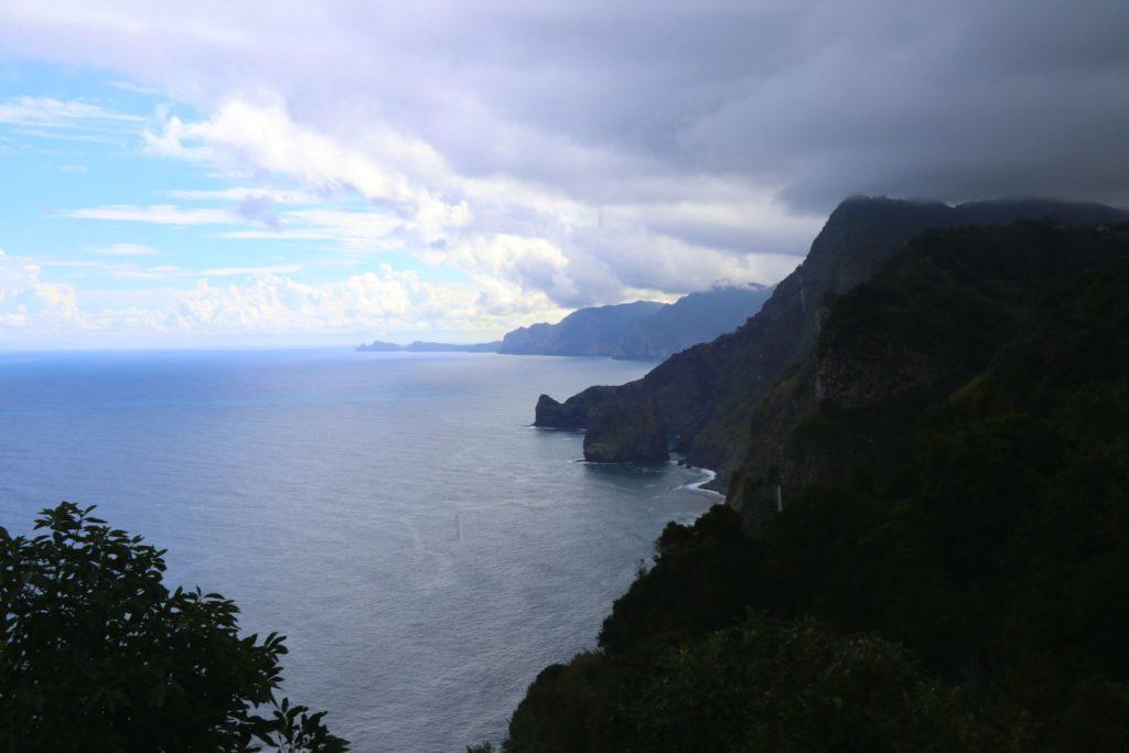 Jeeptur på östra Madeira