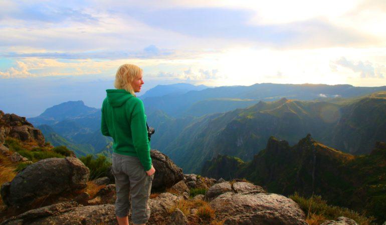 Jeeptur på östra Madeira – från högsta bergen till sötaste stugorna. Och lite off-road på det