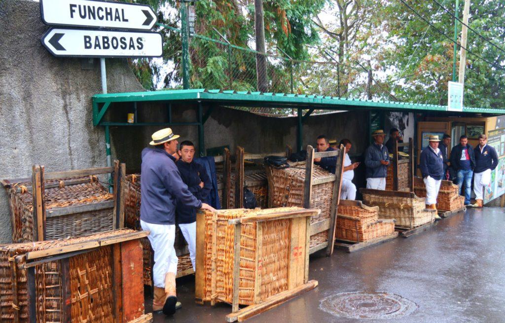 Slädåkning på Madeira - vi går all in som turister i Funchal