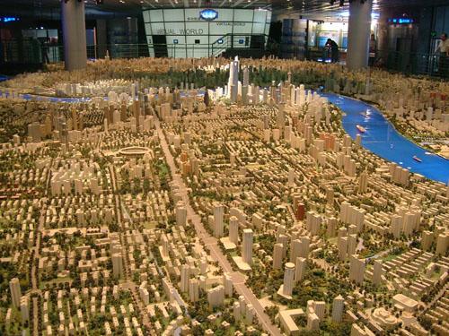 se och göra i Shanghai
