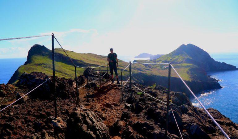 Vandring på Madeira – Ponta de Sao Lourenco
