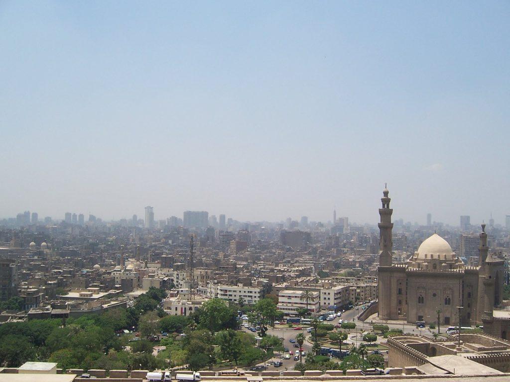 Världens största städer