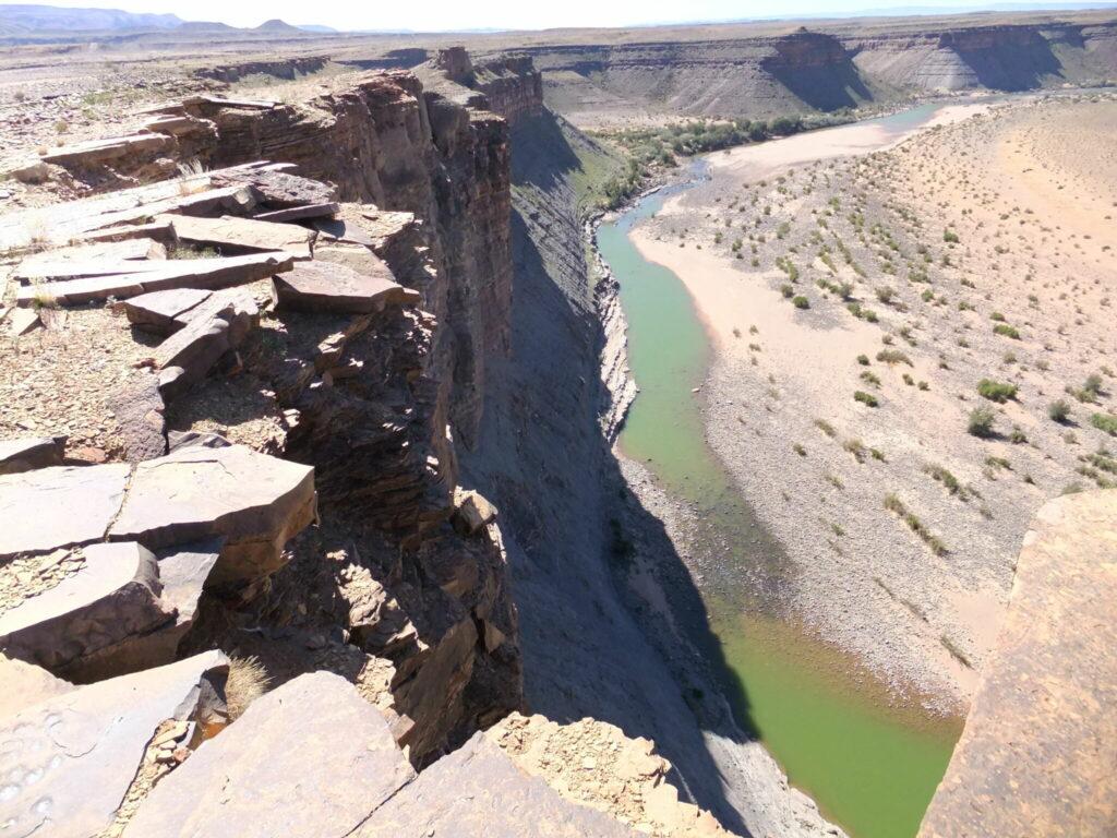 bästa kanyonvandringar