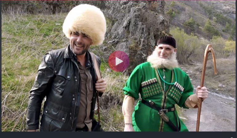 Perfekt reseinspiration: Till fots över Kaukasus