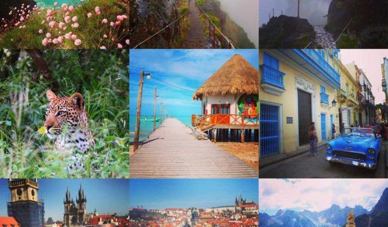 Årets bästa bilder – på Instagram och annars