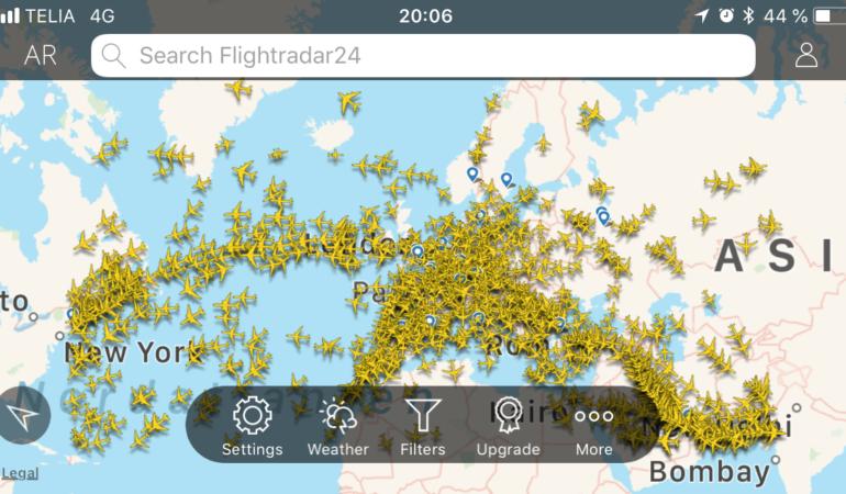 4 oumbärliga appar för flygnörden