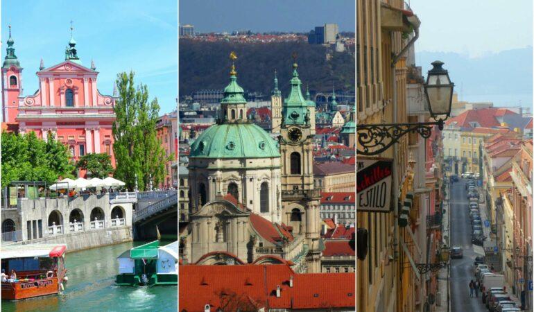 Europas vackraste städer – våra 7 favoriter
