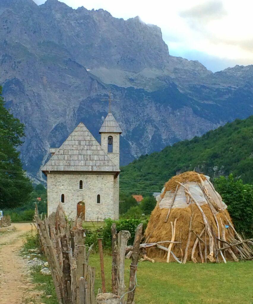 Albanska Alperna - höjdpunkter i gamla Östeuropa