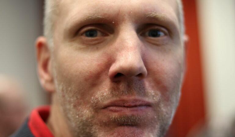 """""""5*8 mm av min hjärna är död"""" – Christofer om sin stroke och om hur han mår på bloggen idag"""