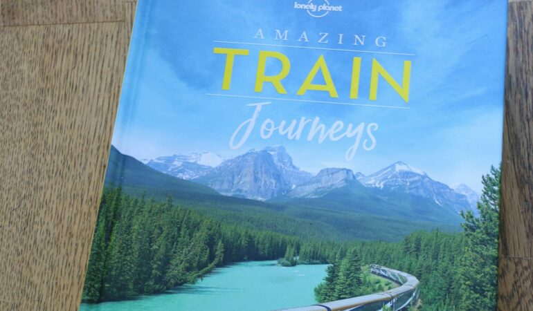 Amazing Train Journeys – jag har shoppat en ny härlig inspirationsbok