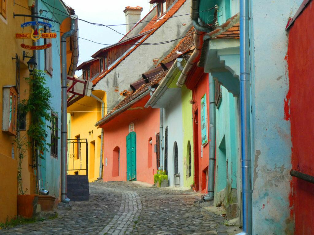 Var ska man bo i Transsylvanien